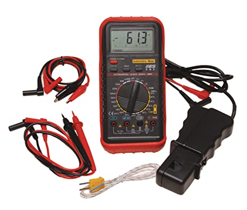 Best Multimeter For Automotive: ESI 585K Deluxe Automotive DMM