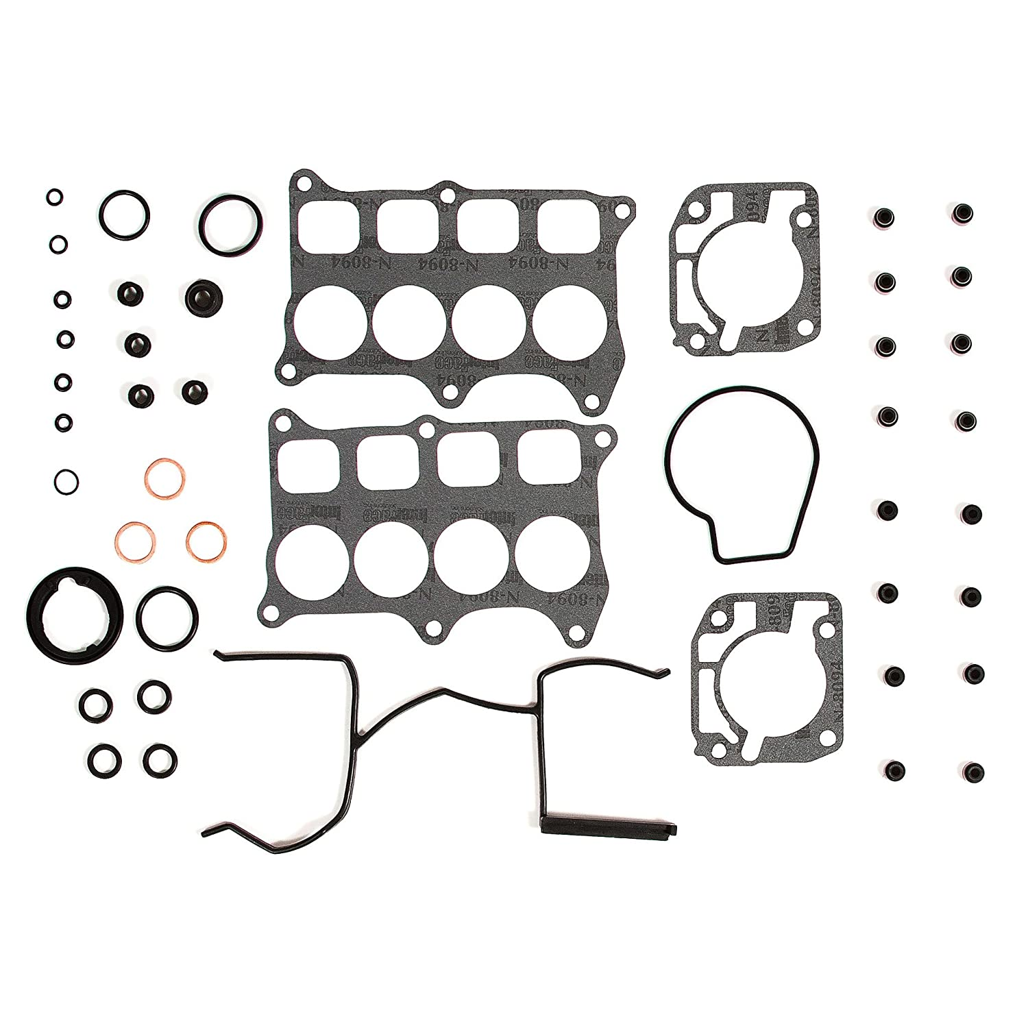 Head Gasket Set Timing Belt Kit Fit 88-89 Acura Integra 1.6 DOHC 16V D16A1