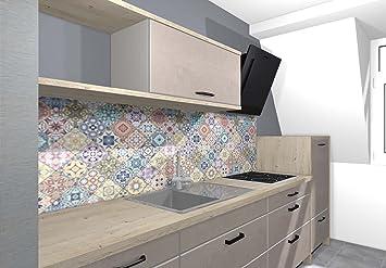 Küchenrückwand / Nischenverkleidung / Fliesenspiegel perfekt für ...
