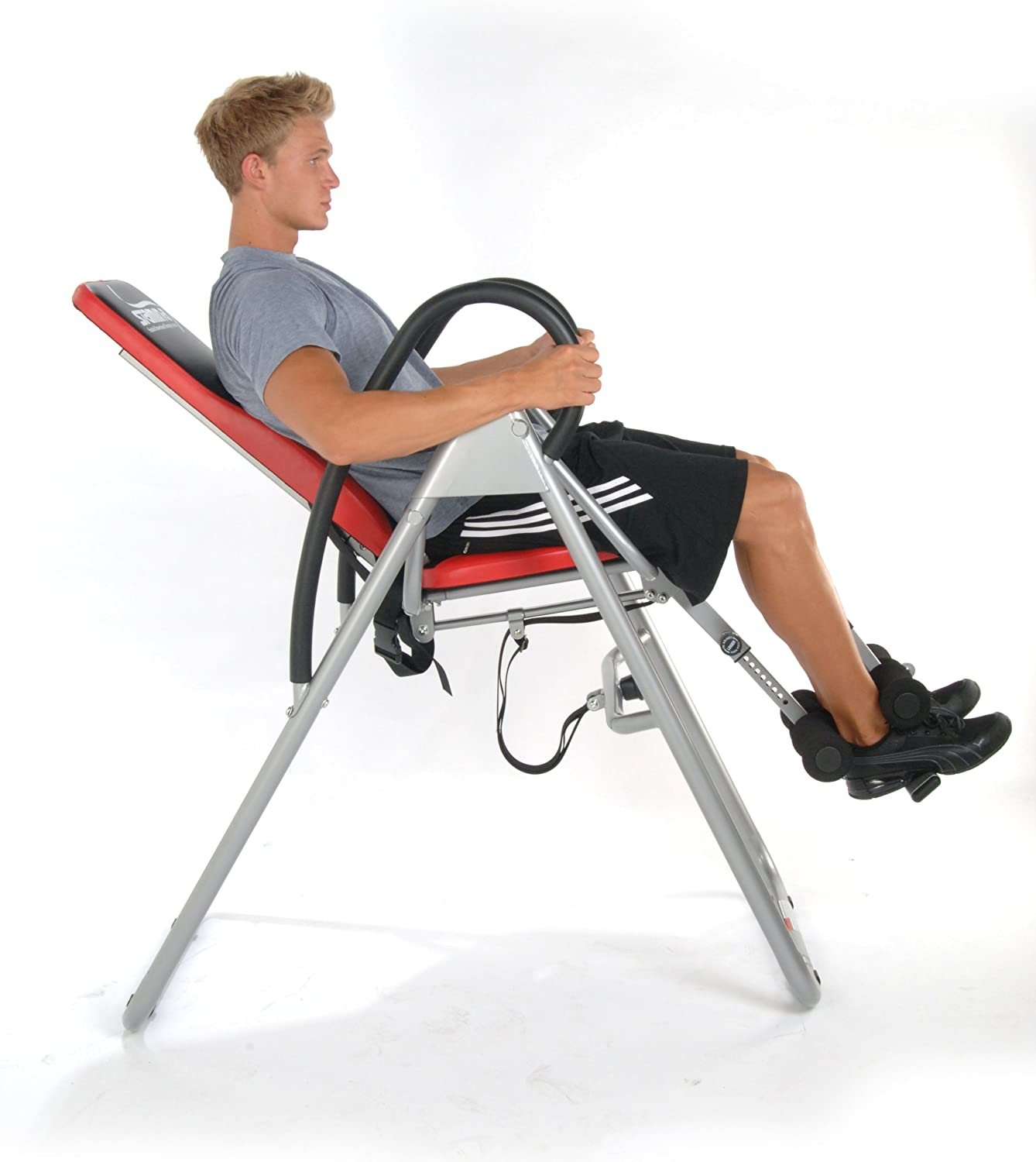 Best Back Pain Relief Exercises on an Inversion Chair