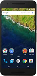 Huawei Nexus 6P unlocked smartphone, 64GB Gold (US Warranty)
