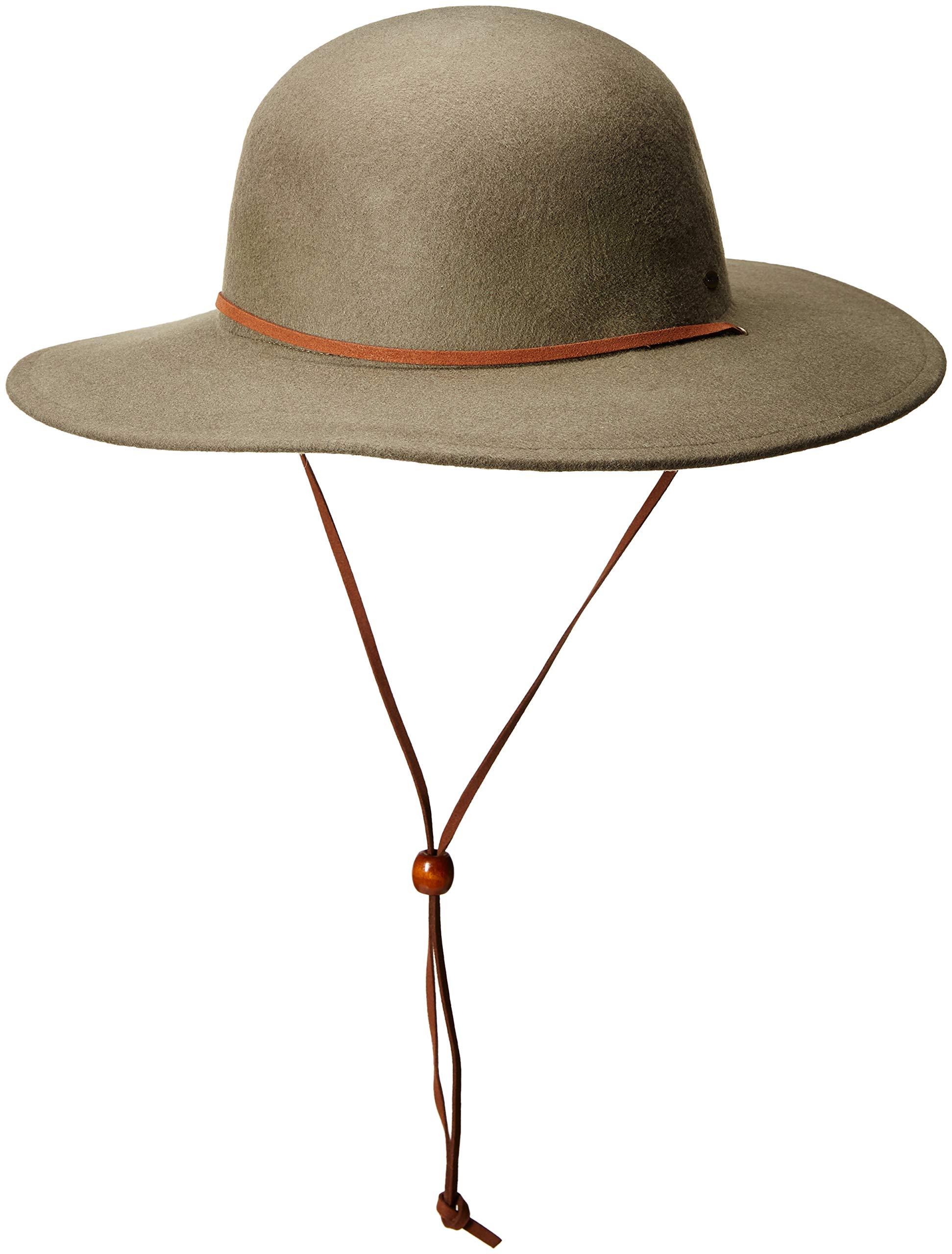 O'Neill Women's Trail Ride Felt Hat, Kangaroo, ONE