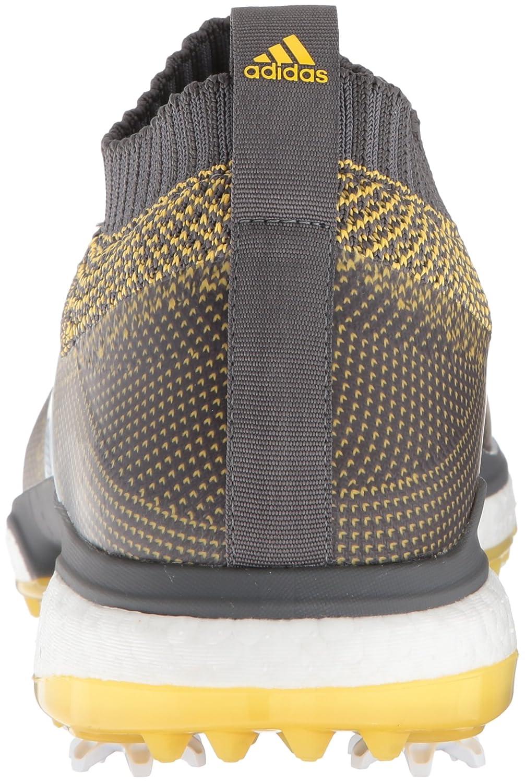 sale retailer 4bb5f c3350 Zapatillas de golf adidas TOUR360 Knit para hombre Gray Five Ftwr Blanco    Amarillo Eqt