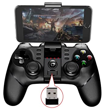 iPEGA PG-9076 Controlador inalámbrico de juegos Gamepad Joystick para Android Tablet PC / Android