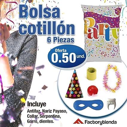 casa imabo Pack x30 Bolsas de Cotillon Plata Eco Mediana ...