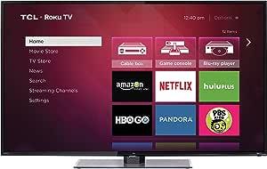 TCL 3700 Smart Roku TV LED: Amazon.es: Electrónica