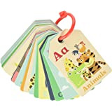 Tiger Tribe Flash Cards, Animal Abc Language Learning Toy