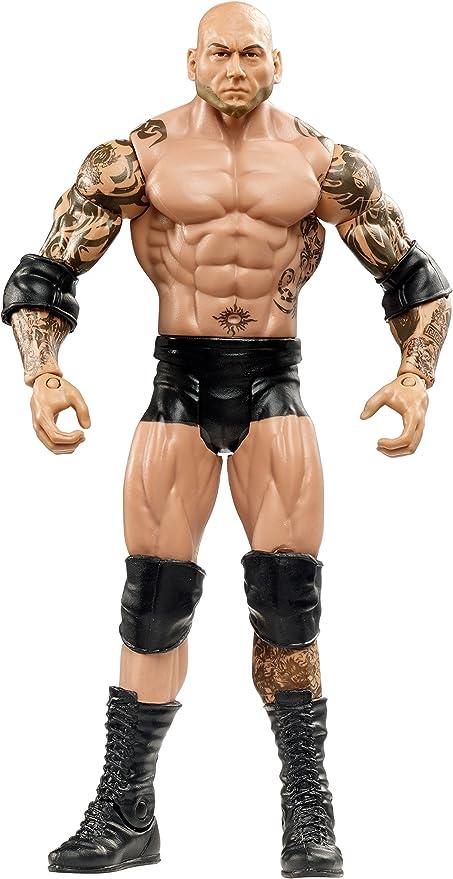 Mattel WWE Basic Series Wrestlemania Batista
