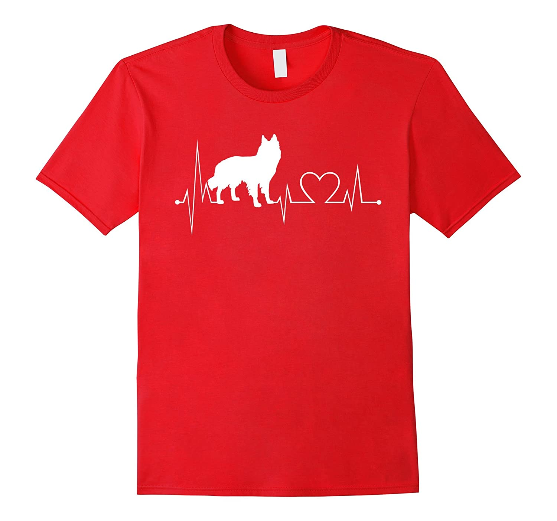 Belgian-Tervuren heartbeat shirt-dog lovers tshirt-PL