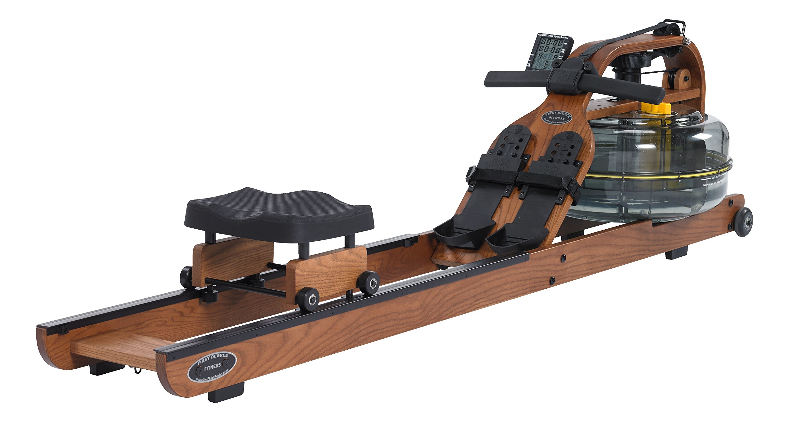 First Degree Fitness Indoor Rower, Viking 3 AR - American Ash - Horizontal Series by First Degree Fitness (Image #1)