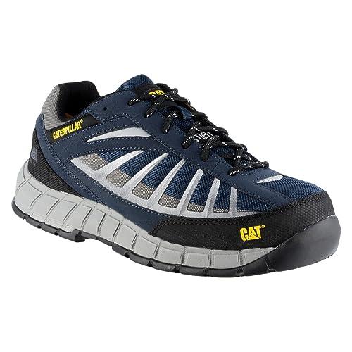 Caterpillar - Zapatillas de trabajo/Seguridad laboral para hombre: Amazon.es: Zapatos y complementos