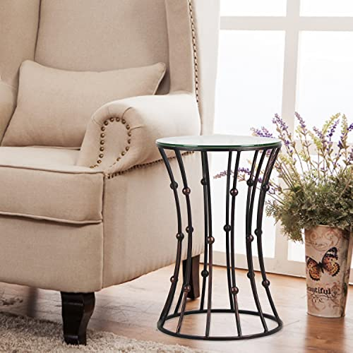 Joveco Round End Table