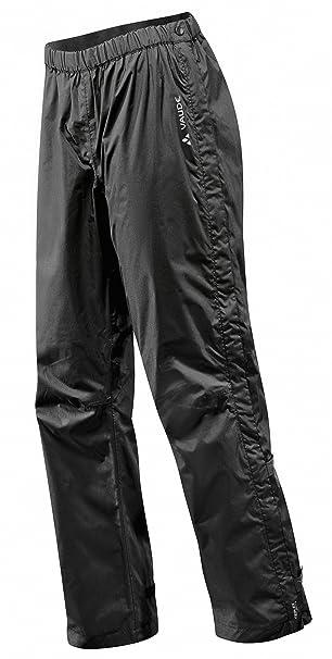 a36b5c4d35a VAUDE Herren Hose Fluid Full-zip Pants II: Amazon.de: Sport & Freizeit