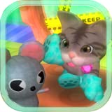 fishing cats - CatPunchCrash ~Cute cat punch game~