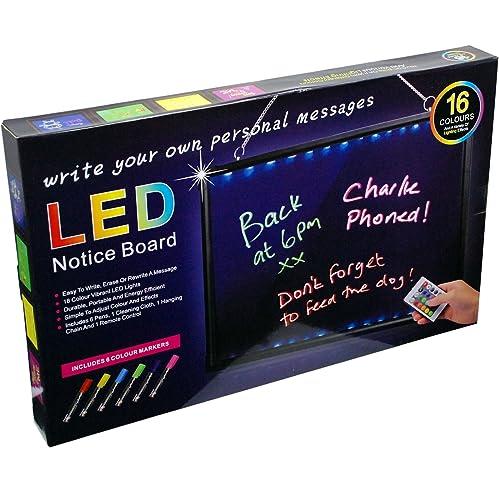 Flashing Illuminated Erasable Neon Led Message Writing
