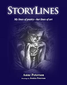 StoryLines: My lines of poetry-her lines of art
