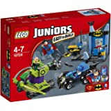 Lego - 10724 - Juniors - Batman e Superman vs. Lex Luthor