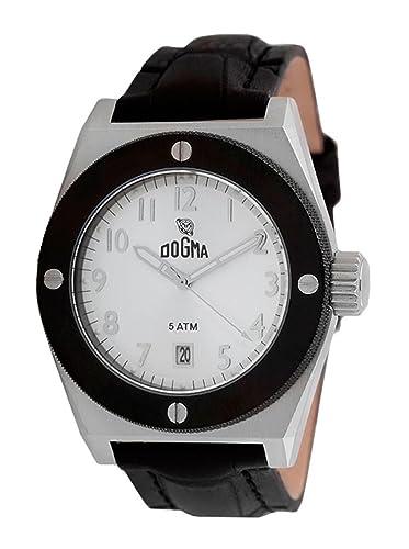 Dogma G7032 - Reloj Caballero Piel