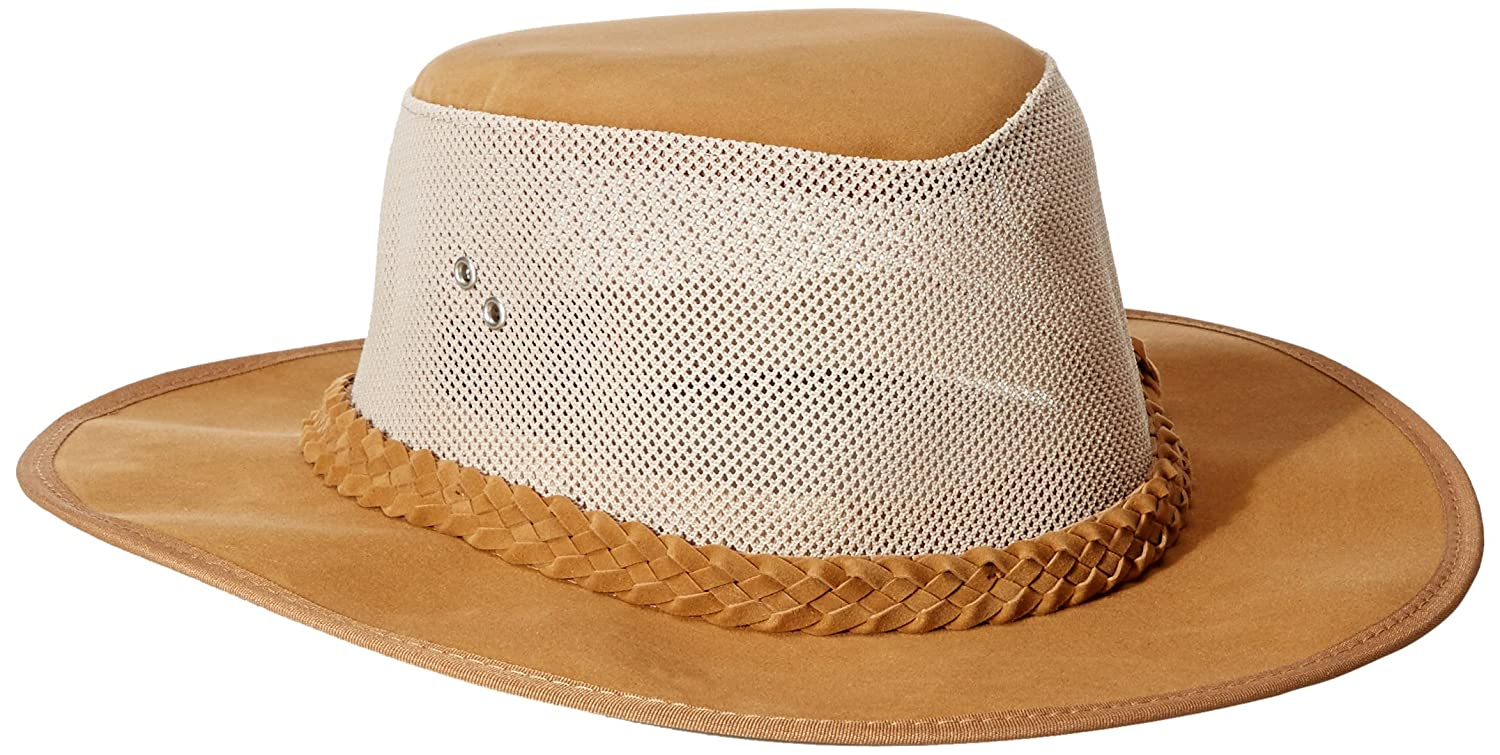 Dorfman Pacific Co. Men's Soaker Hat with Mesh Sides 948OS