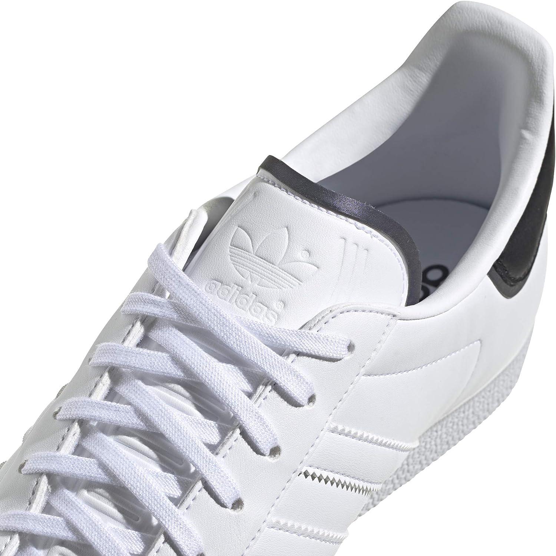 Adidas Originals Gazelle Weiss Schwarz weiss
