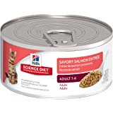 Hill's Science Diet Adult Minced Canned Cat Food, 24-Pack