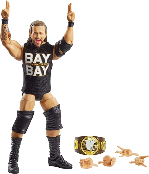 WWE GVB60 Action Collectibles Figuren Mehrfarbig