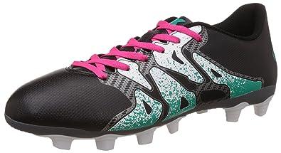 buy popular 4b508 b9b17 Amazon.com   adidas Mens Soccer Shoes X 15.4 Flexible Ground ...