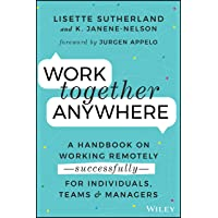 Deals on Work Together Anywhere: A Handbook On Working Remotely