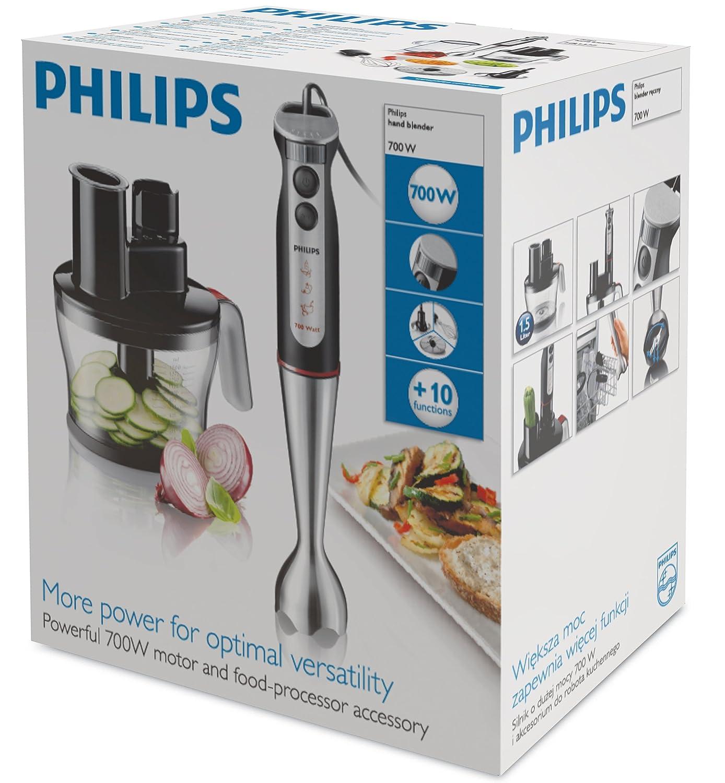 Philips Pure Essentials Collection Batidora de mano HR1377/90 ...