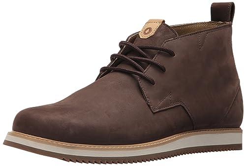 Volcom Del Coasta Leather Shoe ENBcdx0P