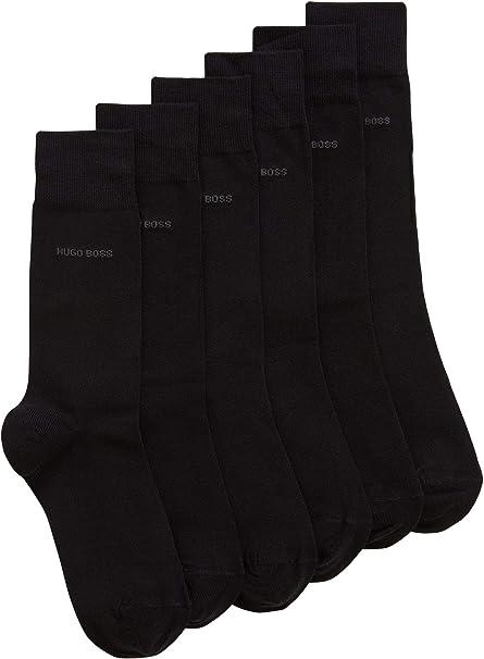 Oferta amazon: BOSS Rs Uni Sp Cc Calcetines, (Pack de 3) para Hombre Talla 39-42