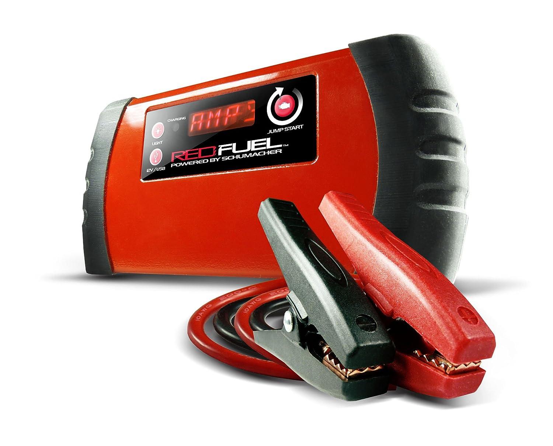 Schumacher SL1 Red Fuel Lithium Ion Jump Starter