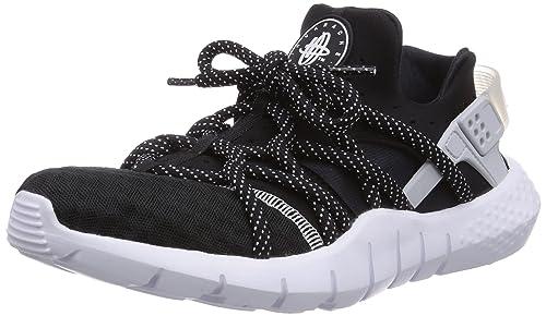 pretty nice 250e9 de4a9 Nike Huarache NM - Zapatillas de Running de Material sintético para Hombre  Negro Schwarz (Black/White-Black 001) 45,5: Amazon.es: Zapatos y  complementos