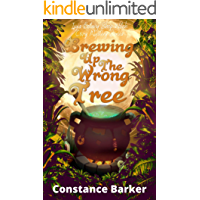 Brewing Up the Wrong Tree (Ivy's Botany Shop Witch Cozy Mystery Series Book 5)