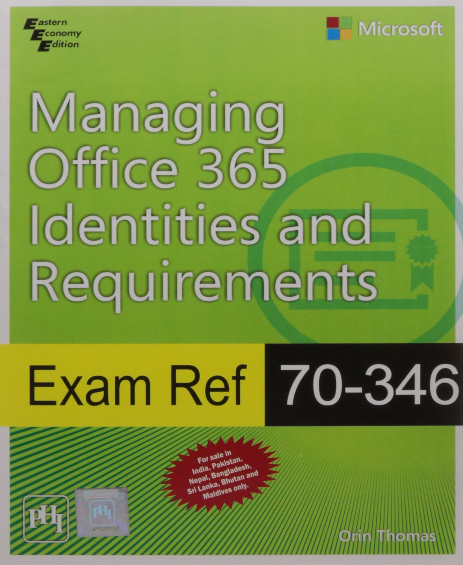exam ref 70-346 managing office 365 identities and requirements pdf