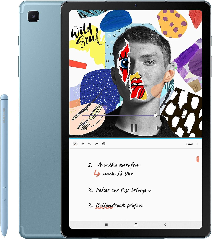Samsung Galaxy Tab S6 Lite WiFi - 64GB, 4GB, Azul