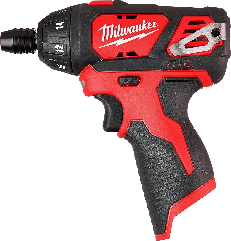 Milwaukee M12 Fuel Screwdriver Bit Holder Mount 1//4