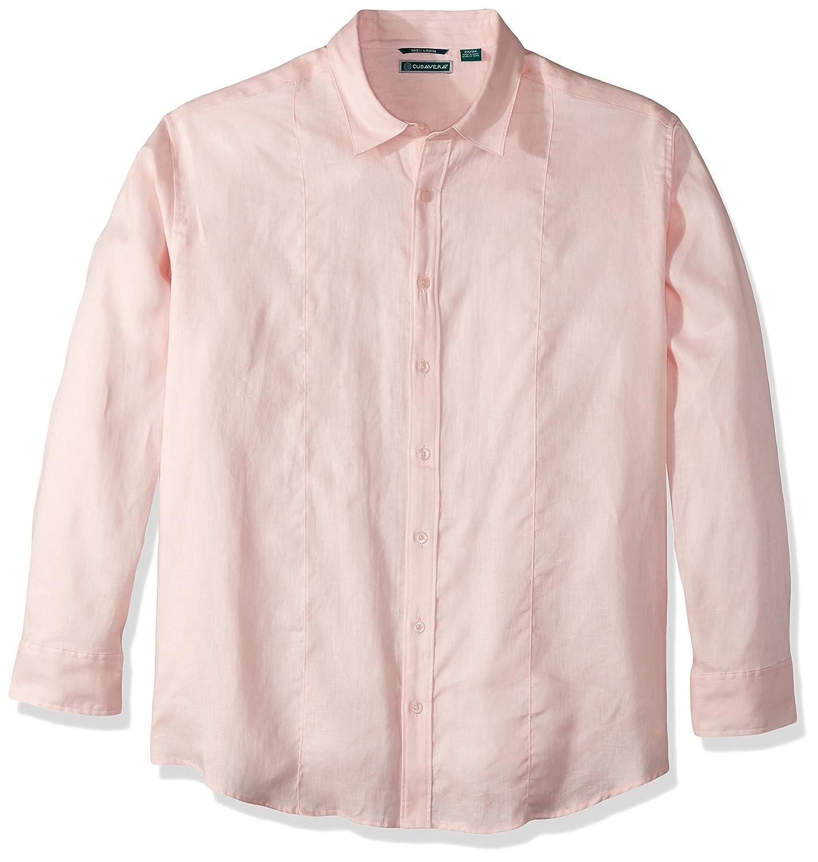 Cubavera SHIRT メンズ B06X17FG7Q 5X Pink Dogwood Pink Dogwood 5X