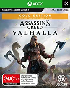 Assassin's Creed Valhalla Gold Edition - Xbox One/Xbox Series X