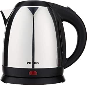 Philips HD9303/03 Daily Collection Kettle, 1.2 L, 1800 - Stainless Steel
