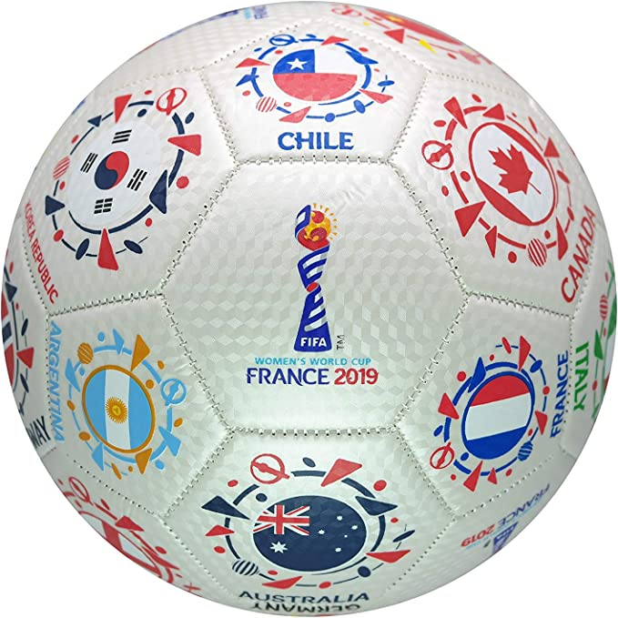 Icon sports group 2019 Women World Cups France Official Licensed Soccer Ball Size 5 02-5