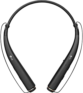 LG TONE PRO HBS-780 Wireless Stereo Headset - Black (Certified Refurbished)