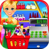 Supermarket Drugstore Simulator - Grocery Store, Quick Stop, Gas Station & Cash Register Games FREE