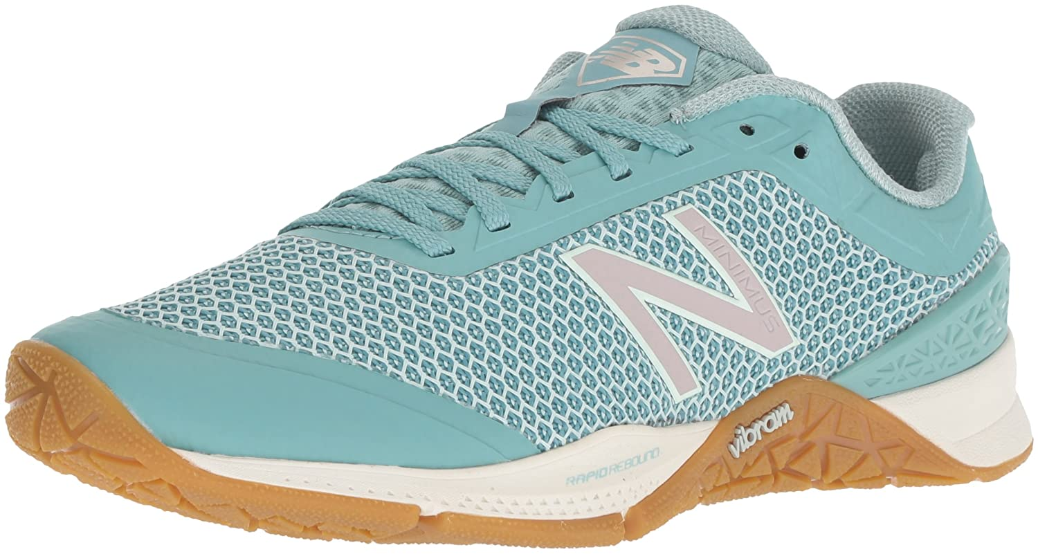 New Balance Women's 40v1 Minimus Cross Trainer B075R7PN9X 10 B(M) US|Blue