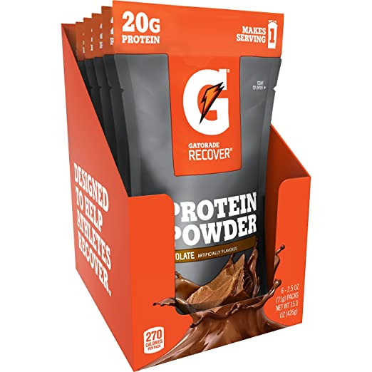 Gatorade Protein Powder, Chocolate