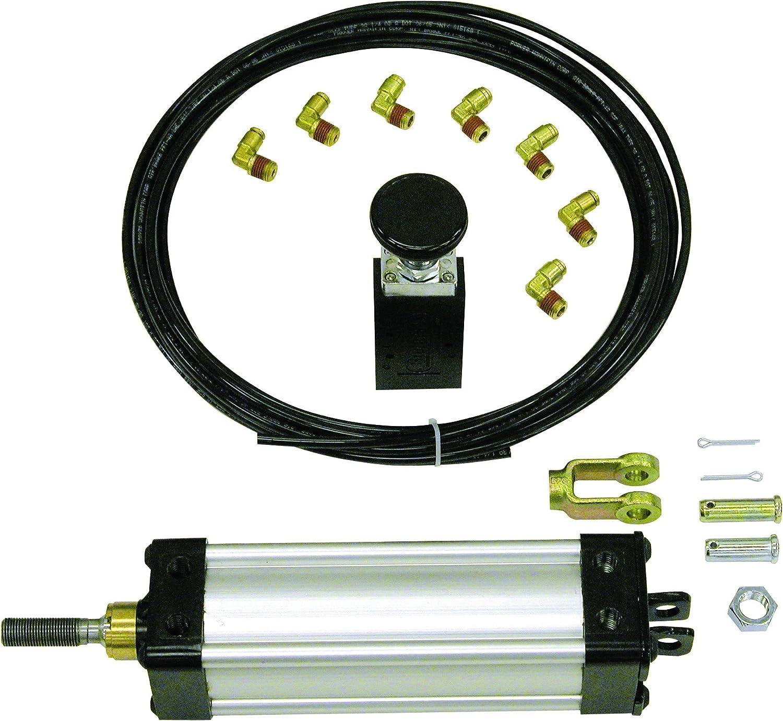 Buyers Products TGC32506VSPK Tailgate Cylinder Kit Cylinder,Pneu,Tailgate Kit,3.25X6In