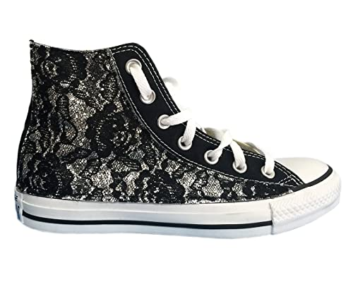 all star converse di pizzo
