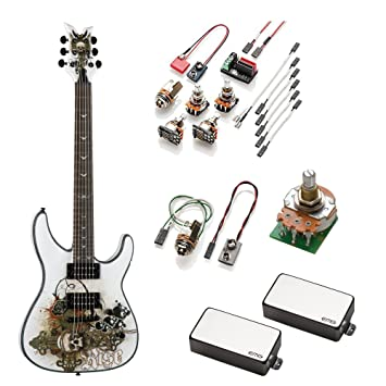 Astounding Dean Guitars Vendetta Resurrection Electric Emg 12B W Battery Wiring 101 Mentrastrewellnesstrialsorg
