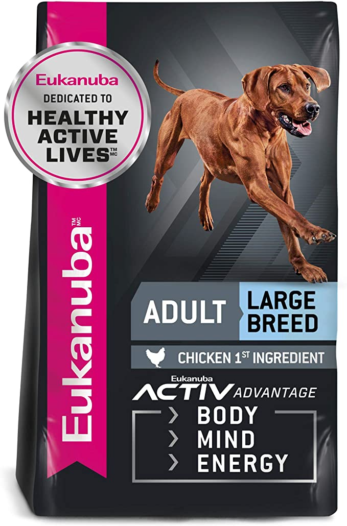Eukanuba Adult Dry Dog Food - The Best Dog Food for Adult Breed
