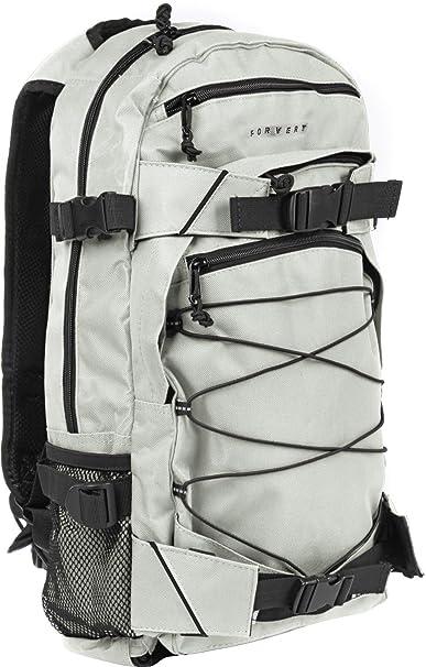 3a004673832b4 Forvert Louis Backpack white  Amazon.de  Bekleidung